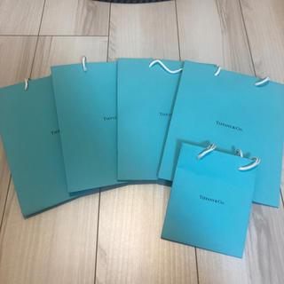 ティファニー 紙袋
