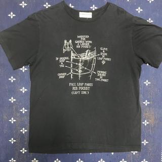 ササフラス(SASSAFRAS)の希少★お試し出品★ササフラス ガーデニングTシャツ(Tシャツ/カットソー(半袖/袖なし))