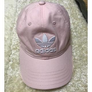 adidas - adidas originals pink cap 帽子 キャップ