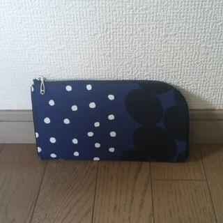 マリメッコ(marimekko)のマリメッコ・ユルモ☆長財布(財布)