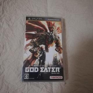 PSP のGOD EATERのソフト!(携帯用ゲームソフト)