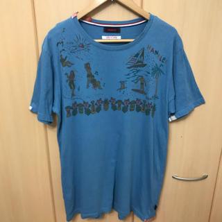 ローズバッド(ROSE BUD)の日本製 HANALEI Tシャツ ローズバッド KAUAI HAWAII(Tシャツ/カットソー(半袖/袖なし))