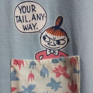 リトルミー(Little Me)のリトルミィ*エプロンTシャツ(Tシャツ(半袖/袖なし))