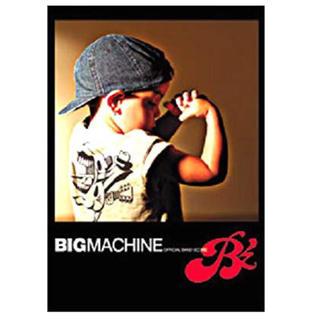 B'zバンドスコア「BIG MACHINE」美品!(ポピュラー)