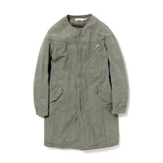 ノンネイティブ(nonnative)のnonnative TROOPER COAT C/L WEATHER CLOTH(ミリタリージャケット)