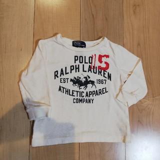ポロラルフローレン(POLO RALPH LAUREN)のポロラルフローレン ロングTシャツ 12M(Tシャツ)