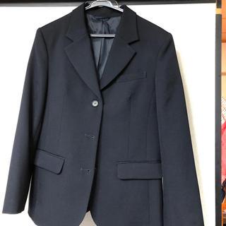 クミキョク(kumikyoku(組曲))の組曲 紺のブレザーとボックスプリーツスカート(ジャケット/上着)