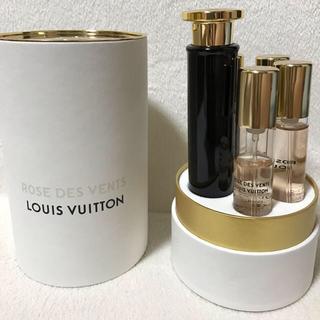 LOUIS VUITTON - LOUIS VUITTON/ ROSE DES VENTS トラベルスプレー