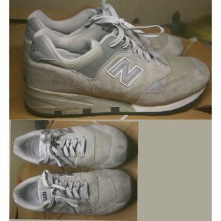 ニューバランス(New Balance)のNB 30cm  us12 D   new balance 580 中古 傷・汚(スニーカー)