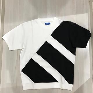 アディダス(adidas)のadidas originals EQT スエット Tシャツ Lサイズ(Tシャツ/カットソー(半袖/袖なし))