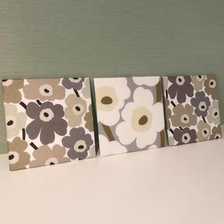 マリメッコ(marimekko)の4マリメッコ ウニッコ インテリアパネル 軽量パネル 壁飾り(その他)