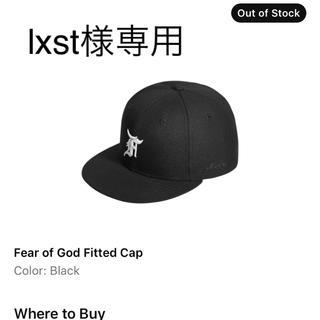 フィアオブゴッド(FEAR OF GOD)のfog new era 1/2(キャップ)