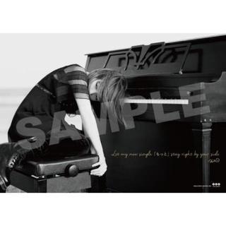 aiko【もっと】ポスター(ミュージシャン)