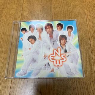 ニュース(NEWS)のNEWS 紅く燃ゆる太陽(ポップス/ロック(邦楽))