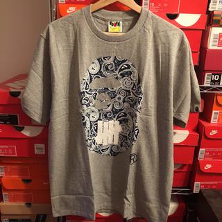 アベイシングエイプ(A BATHING APE)のUNDFTD SUPREME OFF WHITE JORDAN 1 sacai(Tシャツ/カットソー(半袖/袖なし))