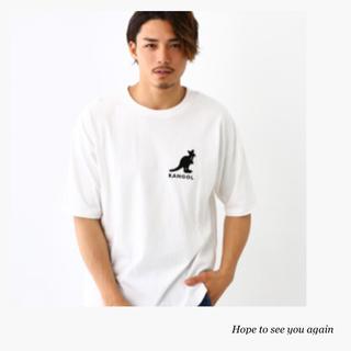 RODEO CROWNS WIDE BOWL - ロデオクラウンズ  メンズ KANGOL コラボ Tシャツ