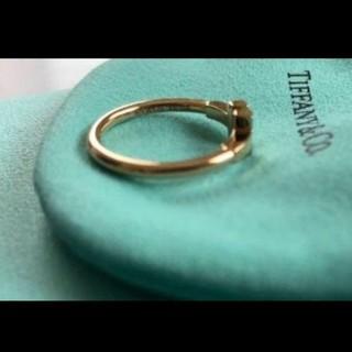 ティファニー(Tiffany & Co.)の最低お値引き♡ Tiffany T ワイヤー リング(リング(指輪))