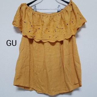 ジーユー(GU)のGU(シャツ/ブラウス(半袖/袖なし))