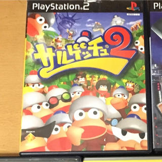 プレイステーション2(PlayStation2)のsayaさんーサルゲッチュ2・ぼくのなつやすみ2(家庭用ゲームソフト)