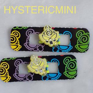 ヒステリックミニ(HYSTERIC MINI)のHYSTERICMINI ヘアゴム(ヘアゴム/シュシュ)
