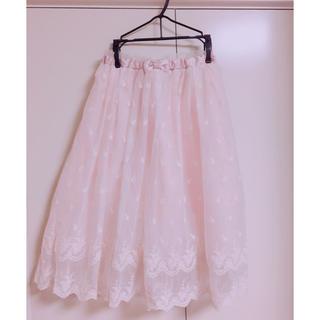 リズリサ(LIZ LISA)のLIZLISA チュールスカート(ロングスカート)