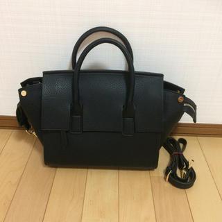 プレーンクロージング(PLAIN CLOTHING)の☆新品・未使用☆ PLAIN CLOTHING フラップハンドバッグ(ハンドバッグ)