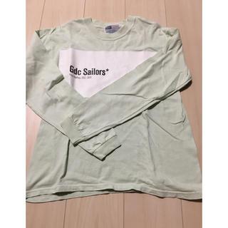 ジーディーシー(GDC)のgdc ロンT グリーン(Tシャツ(長袖/七分))