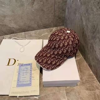 ディオール(Dior)の帽子 メンズ レディース アウトレット(キャップ)
