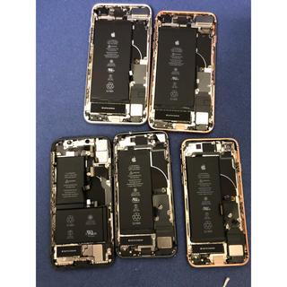 アップル(Apple)の【ジャンク】ガラ各種  5台(その他)