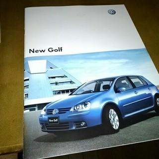 フォルクスワーゲン(Volkswagen)のカタログ ゴルフ(カタログ/マニュアル)