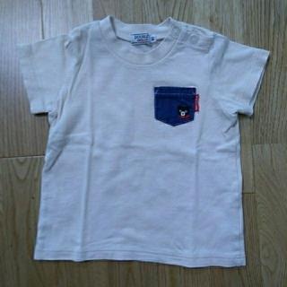 ダブルビー(DOUBLE.B)のDOUBLE BTシャツ 2枚セット(Tシャツ)