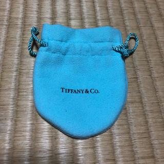 ティファニー(Tiffany & Co.)のティファニー TIFFANY 袋 ふくろ ケース 、アクセサリーケース(その他)