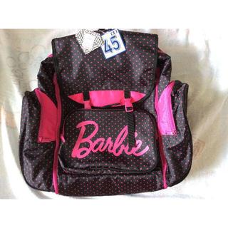 バービー(Barbie)の【新品】 バービー 約45ℓ 大容量 リュックサック(リュックサック)