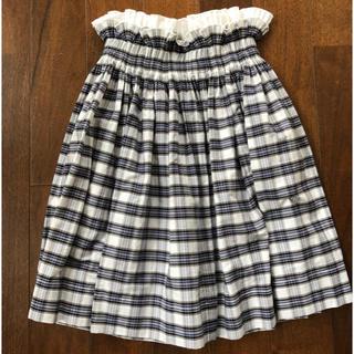 ヌメロヴェントゥーノ(N°21)のN°21 ヌメロヴェントゥーノ スカート(ひざ丈スカート)