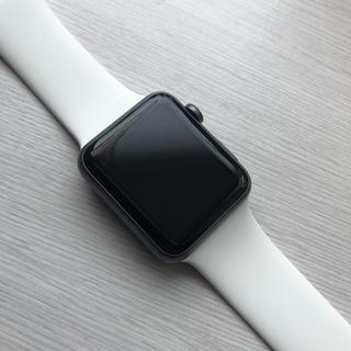 アップルウォッチ(Apple Watch)のApple Watch series1 42mm(腕時計(デジタル))