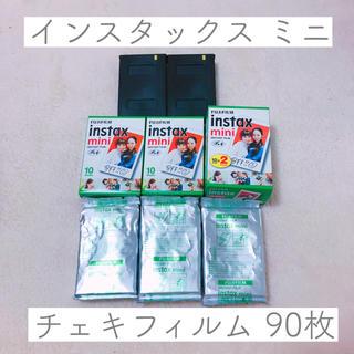 フジフイルム(富士フイルム)のinstax mini インスタックス ミニ チェキ フィルム(その他)