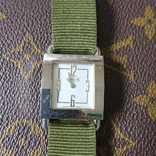 コーチ(COACH)のCOACH(腕時計(アナログ))
