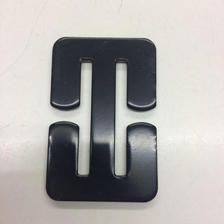 コンビ(combi)のチャイルドシート用ロッキングクリップ黒(自動車用チャイルドシート本体)