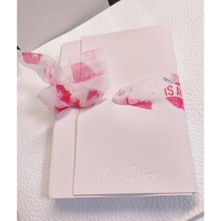ディオール(Dior)のdior ノート ミスディオール(その他)