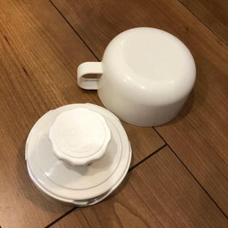 ムジルシリョウヒン(MUJI (無印良品))の無印良品☆飲み方が変えられる水筒☆コップパーツ(水筒)