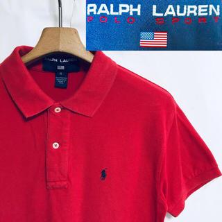 ラルフローレン(Ralph Lauren)の美品!Ralph Lauren ポロスポーツ ポニーマーク刺繍 ポロシャツ(ポロシャツ)