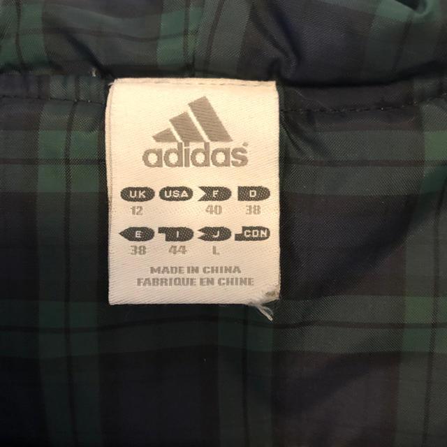 adidas(アディダス)のadidas レディースのジャケット/アウター(ダウンジャケット)の商品写真