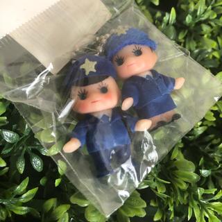 キユーピー - 警察官 婦警さん×キューピー コラボキーチェーン