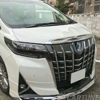 トヨタ - 新品 アルファード 30 後期 ヘッドライトガーニッシュ
