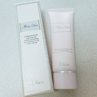 ディオール(Dior)の新品 未使用 Dior ハンドクリーム 50ml(ハンドクリーム)