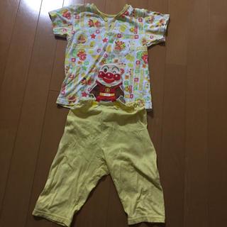 アンパンマン - パジャマ アンパンマン  95cm 綿 半袖