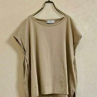 イエナスローブ(IENA SLOBE)のSLOBE IENA  トップス 上品Tシャツ(Tシャツ(半袖/袖なし))