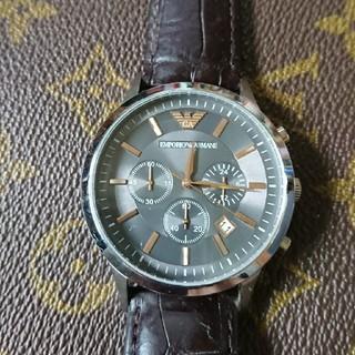 エンポリオアルマーニ(Emporio Armani)のEMPORIO ARMANI(腕時計(アナログ))
