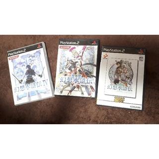 プレイステーション2(PlayStation2)の幻想水滸伝(家庭用ゲームソフト)