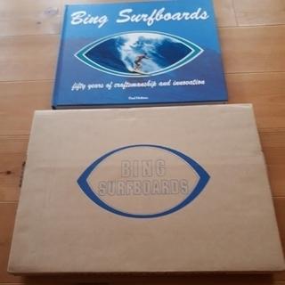ロンハーマン(Ron Herman)のBINGSURFBOARD ARTBOOK ビングサーフボード50周年記念写真集(サーフィン)